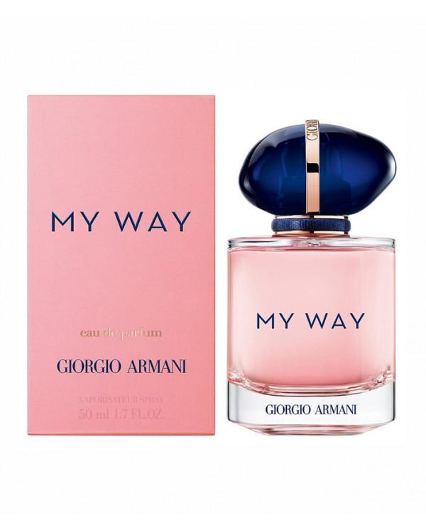 По мотивам GIORGIO ARMANI MY WAY