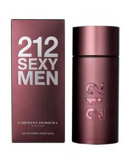 По мотивам CAROLINA HERRERA 212 SEXY MEN